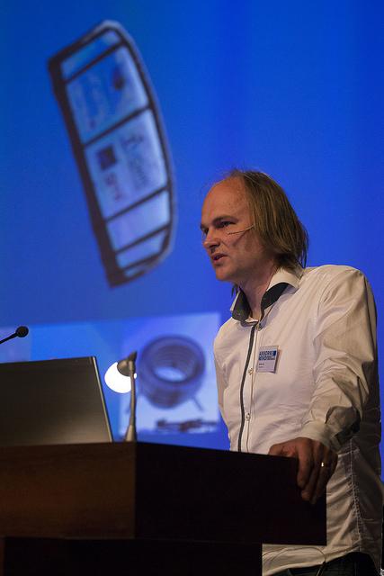 Michiel Kruijff presentation